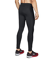 Under Armour ColdGear® Run Tight - pantaloni running - uomo, Black