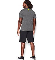 Under Armour CT Havok Trainingsshirt, Anthracite/Sun