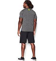 Under Armour CT Havok T-shirt Fitness, Anthracite/Sun