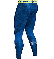 Under Armour Coolswitch Kompression Leggings Männer, Ultra Blue/X-Ray