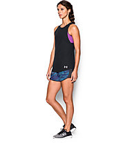 Under Armour Coolswitch Tank Top Laufshirt Damen, Black