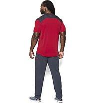 Under Armour CT Acceleration Herrenshirt, Red/Grey