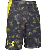 Under Armour CT Velocity Printed Pantaloni corti fitness, Sun