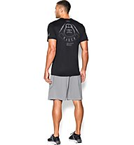 Under Armour Dark Side Club T-Shirt Star Wars Fitness, Black