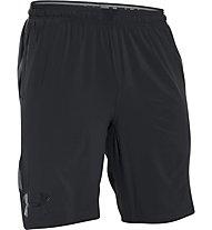 Under Armour Exclusive HG Loose Fit Short pantaloncini ginnastica, Black/Grey