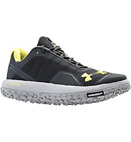 Under Armour Fat Tire Low - scarpe trrail running, Grey