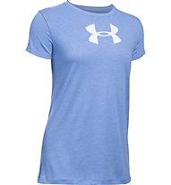 Under Armour Favorite Branded Color T-Shirt Damen, Light Blue