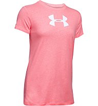 Under Armour Favorite Branded Color T-Shirt Damen, Light Pink