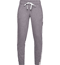 Under Armour Featherweight Fleece P - Trainingshose - Damen, Grey