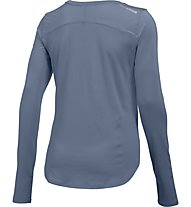 Under Armour Fly By Solid - langärmeliges Trainings-/Laufshirt - Damen, Violet