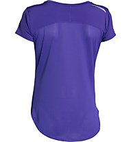 Under Armour Fly By 2.0 SS - Laufshirt, Deep Orchid