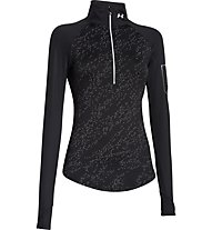 Under Armour Fly Fast Luminous - Laufshirt für Frauen, Black/Reflective
