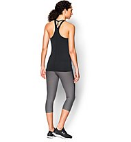Under Armour HeadGear Racer Tank Top running donna, Black