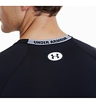 Under Armour Heatgear Sonic Compression Herren-Shirt, Black