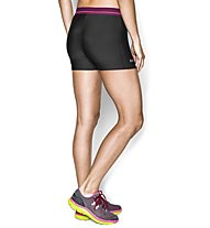 Under Armour HeatGear Sonic Shorty, Black/Pink
