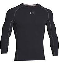Under Armour HG Armour Compression - Langarmshirt Fitness - Herren, Black