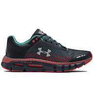 Under Armour HOVR Infinite - Laufschuhe Neutral - Herren, Grey/Blue/Orange