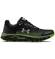 Under Armour HOVR Infinite - scarpe running neutre - uomo, Black/Green