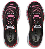 Under Armour HOVR Infinite - Laufschuhe Neutral - Damen, Black/Pink