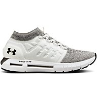 Under Armour HOVR Phantom NC - Laufschuhe - Herren, White/Light Grey