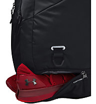 Under Armour Hustle 4.0 - zaino daypack, Black