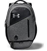 Under Armour Hustle 4.0 - Daypack, Black/Grey