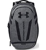 Under Armour Hustle 5.0 - Rucksack, Grey/Black