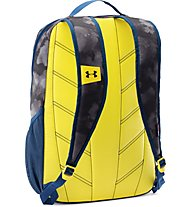 Under Armour Hustle Backpack LDWR 29 L - Zaino, Steel/Blue