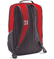Under Armour Hustle Backpack LDWR 29 L - Zaino, Red
