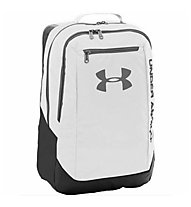 Under Armour Hustle Backpack LDWR 29 L - Zaino, White