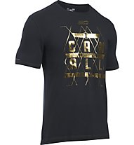 Under Armour I can do all things - T Shirt - Herren, Black