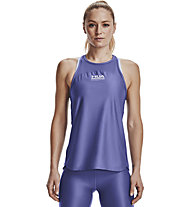 Under Armour Iso Chill - top - donna , Violet