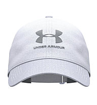 Under Armour Isochill Armourvent ADJ - Kappe, White