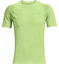 Under Armour Isochill Run 200 - maglia running - uomo, Light Green