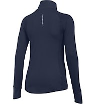 Under Armour Layered Up! 1/2 Zip Langarmshirt Damen, Midnight Navy