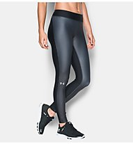 Under Armour HeatGear Armour Engineered Leggings Damen, Black