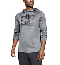 Under Armour Lighter Longer PO Hoodie - Kapuzenpullover - Herren, Grey