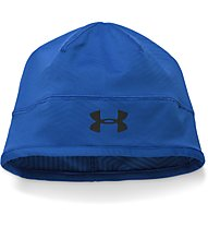 Under Armour Men's ColdGear Run Beanie Laufmütze Herren, Ultra Blue