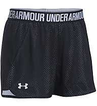 Under Armour Mesh Play Up Short - kurze Trainingshose - Damen, Black