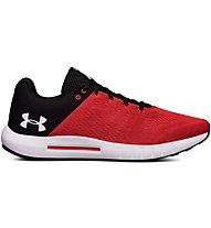 Under Armour Micro G Pursuit - scarpe running neutre - uomo, Red/Black