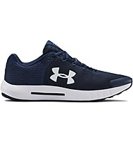 Under Armour Micro G® Pursuit BP - scarpe fitness e training - uomo, Blue/White