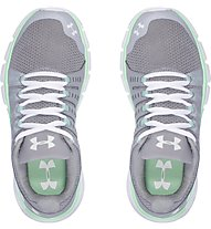 Under Armour Micro Limitless 2 W Damen Trainingsschuh, Grey