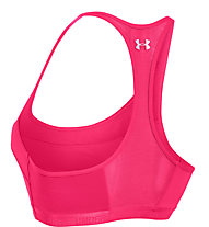 Under Armour Mid Breathe - reggiseno sportivo, Harmony Red