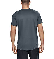 Under Armour MK-1 Colorblock - T-shirt fitness - uomo, Dark Grey