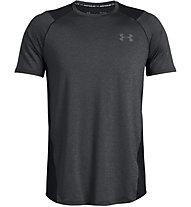 Under Armour MK-1 SS Logo Graphic - T-Shirt - Herren, Dark Grey/Grey