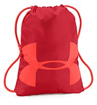 Under Armour Ozsee Sackpack Sportbeutel, Red