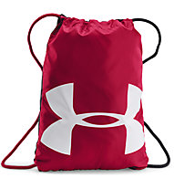 Under Armour Ozsee - sacca fitness, Red/White