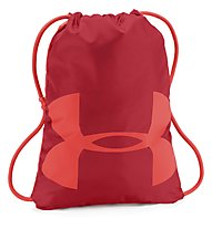 Under Armour Ozsee - sacca fitness, Red/Orange