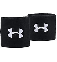 Under Armour Performance Wirstbands Polsini, Black