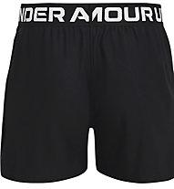 Under Armour Play Up - Trainingshose - Mädchen, Black